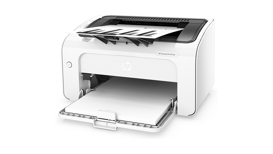 máy in Máy in HP LaserJet Pro M12w Printer (T0L46A)