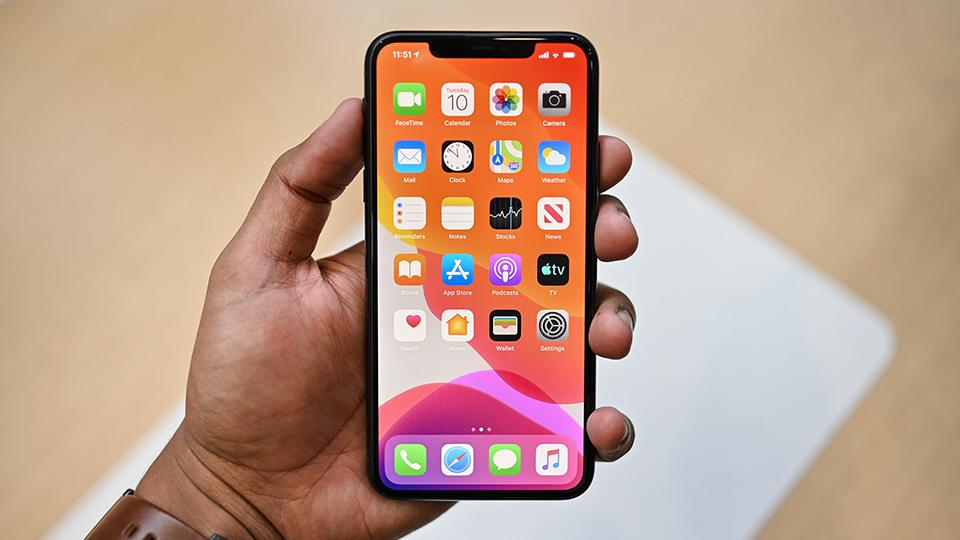 iPhone Pro màn hình