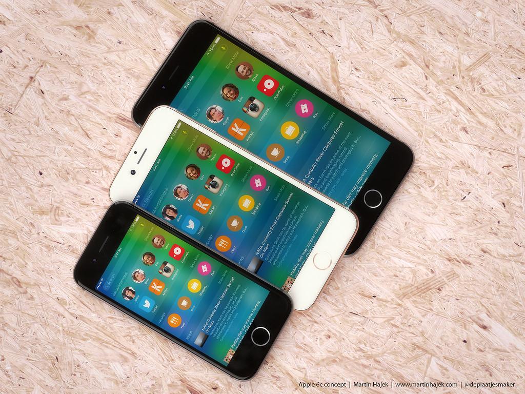 iPhone 6c 4 inch