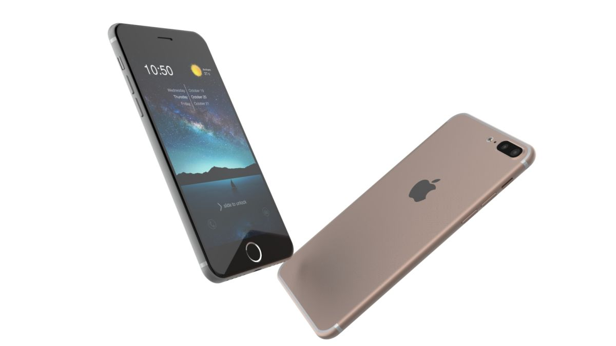 iPhone 7 Plus concept