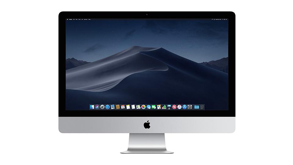 màu sắc iMac 2019