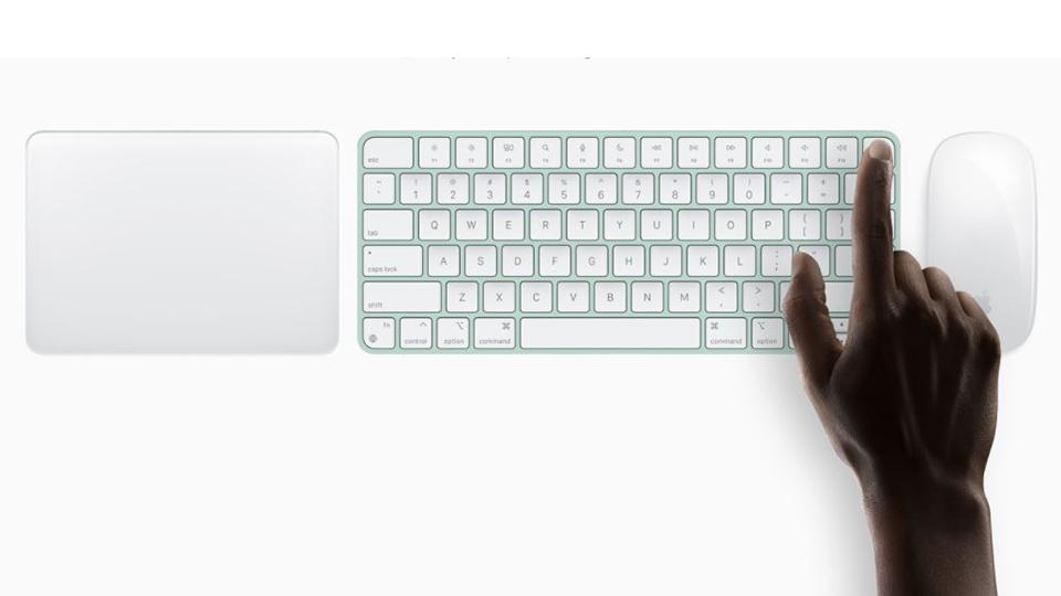 bàn phím iMac M1 2021