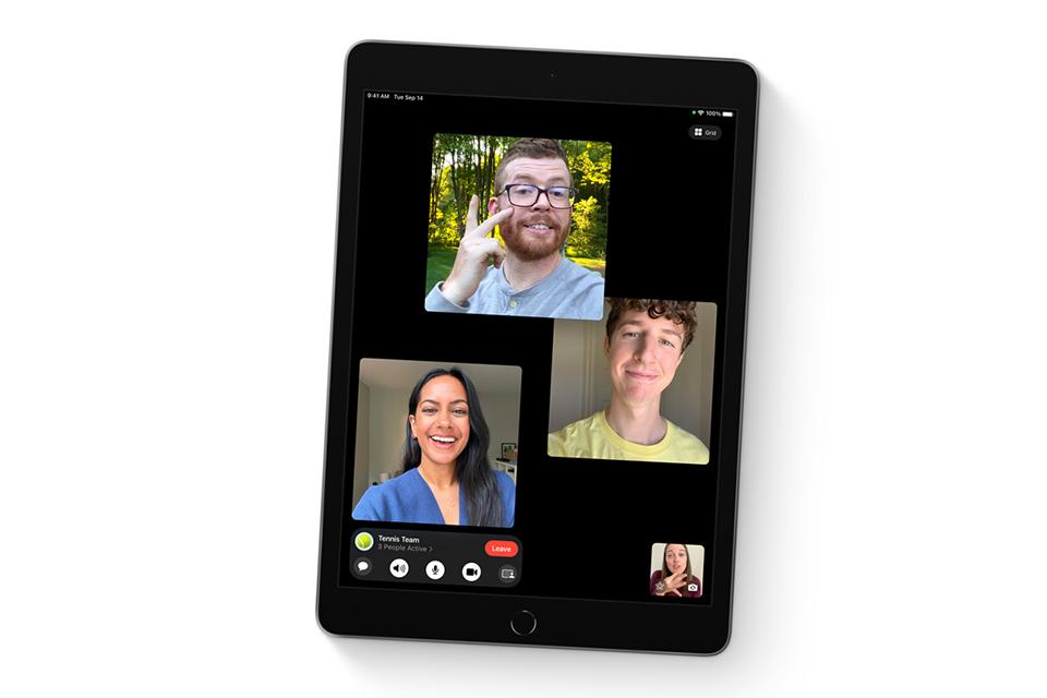 dung lượng pin iPad Gen 9 2021