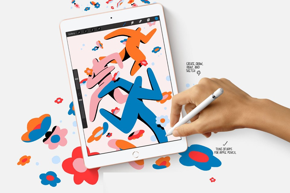 Apple Pencil iPad 10.2 2020