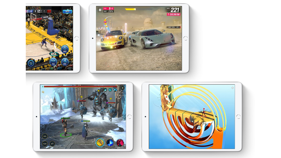 chơi game iPad Air 3