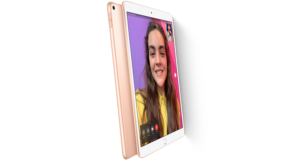 camera iPad Air 3