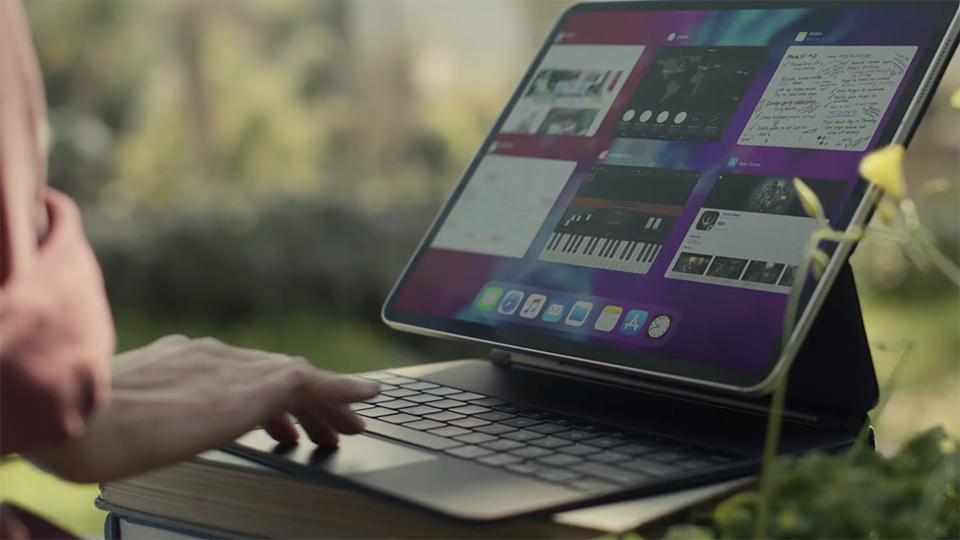 bàn phím iPad Pro 11 2020 Wi-Fi 4G 256GB