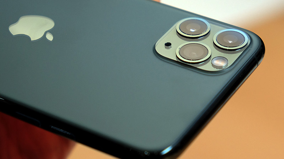 iPhone 11 Pro Max camera