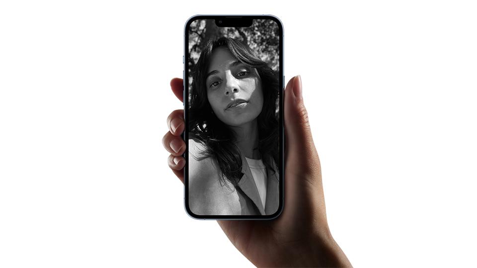 selfie iPhone 13 Pro