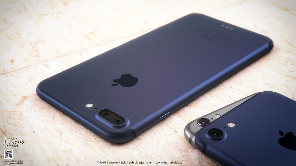iPhone 7 Dark blue