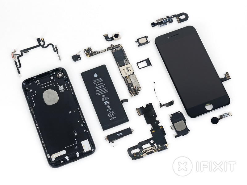 iPhone 7 iFixit