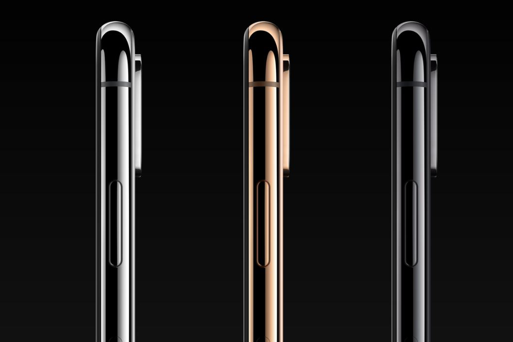 iPhone Xs thiết kế