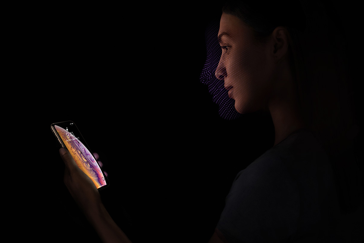 iPhone Xs Max Face ID