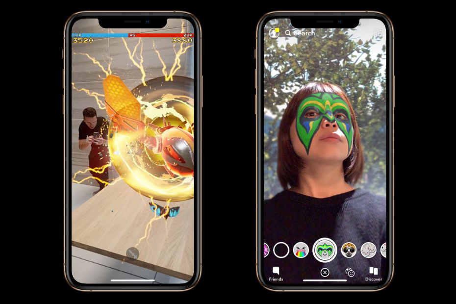iPhone Xs Max chơi game