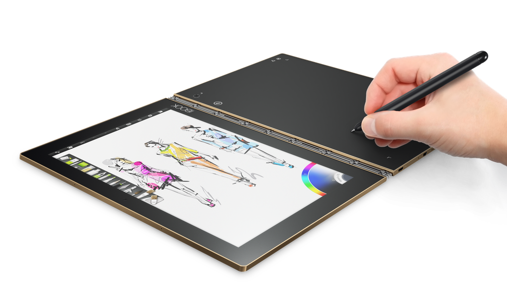 Lenovo Yoga Book viet