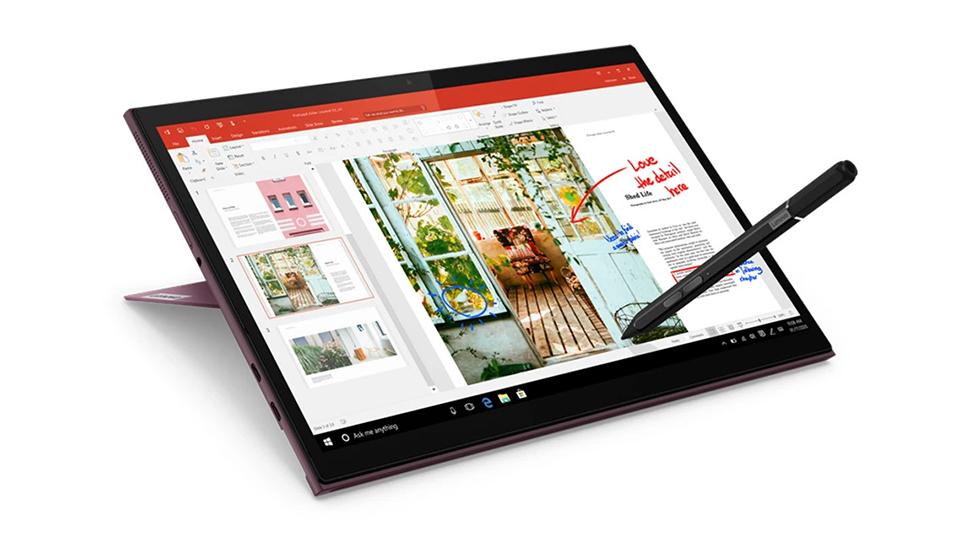 bút cảm ứng Lenovo Yoga Duet 7 13IML05