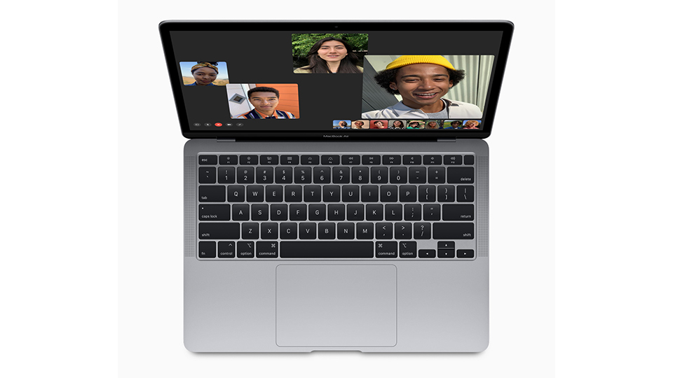 âm thanh Macbook Air 13 2020 512GB