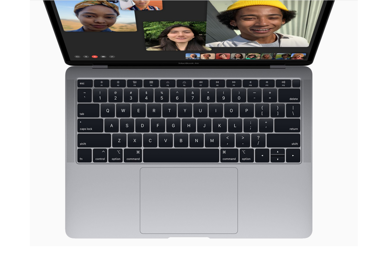 Macbook Air 2018 MREE2 Core i5 / 8GB / 128GB / Gold / 99%