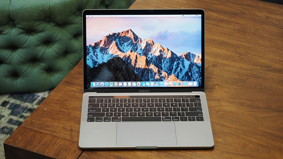 âm thanh MacBook Pro 13 Touch Bar (2019)
