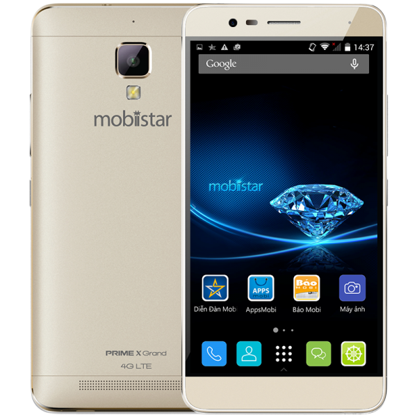 Mobiistar X grand