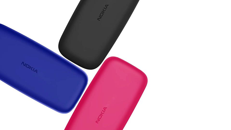 độ bền Nokia 105 SS (2019)