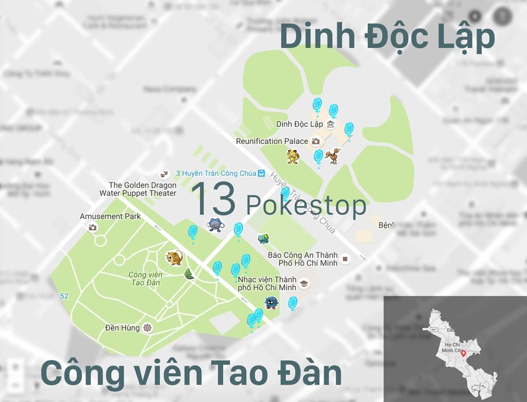 Pokemon GO Viet Nam