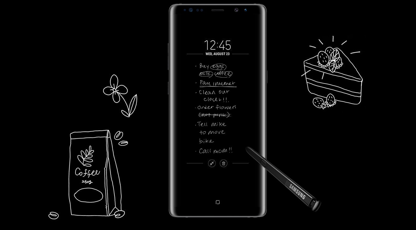 s pen samsung galaxy note 8