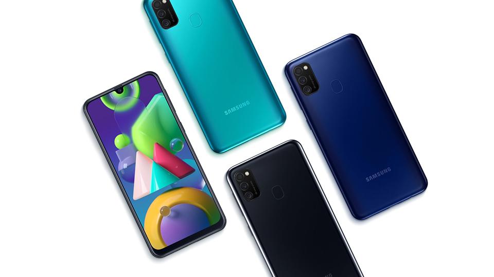 thiết kế Samsung Galaxy M21