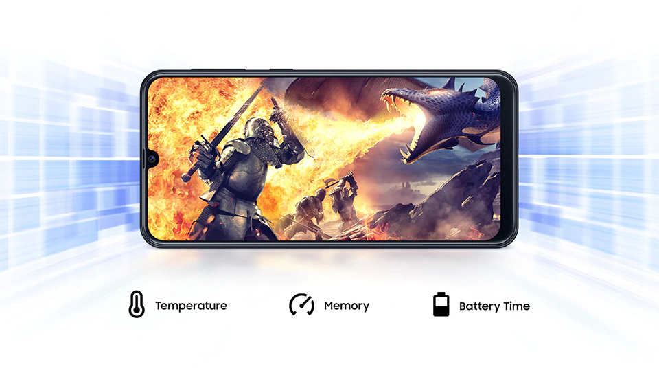 game booster Samsung Galaxy M21