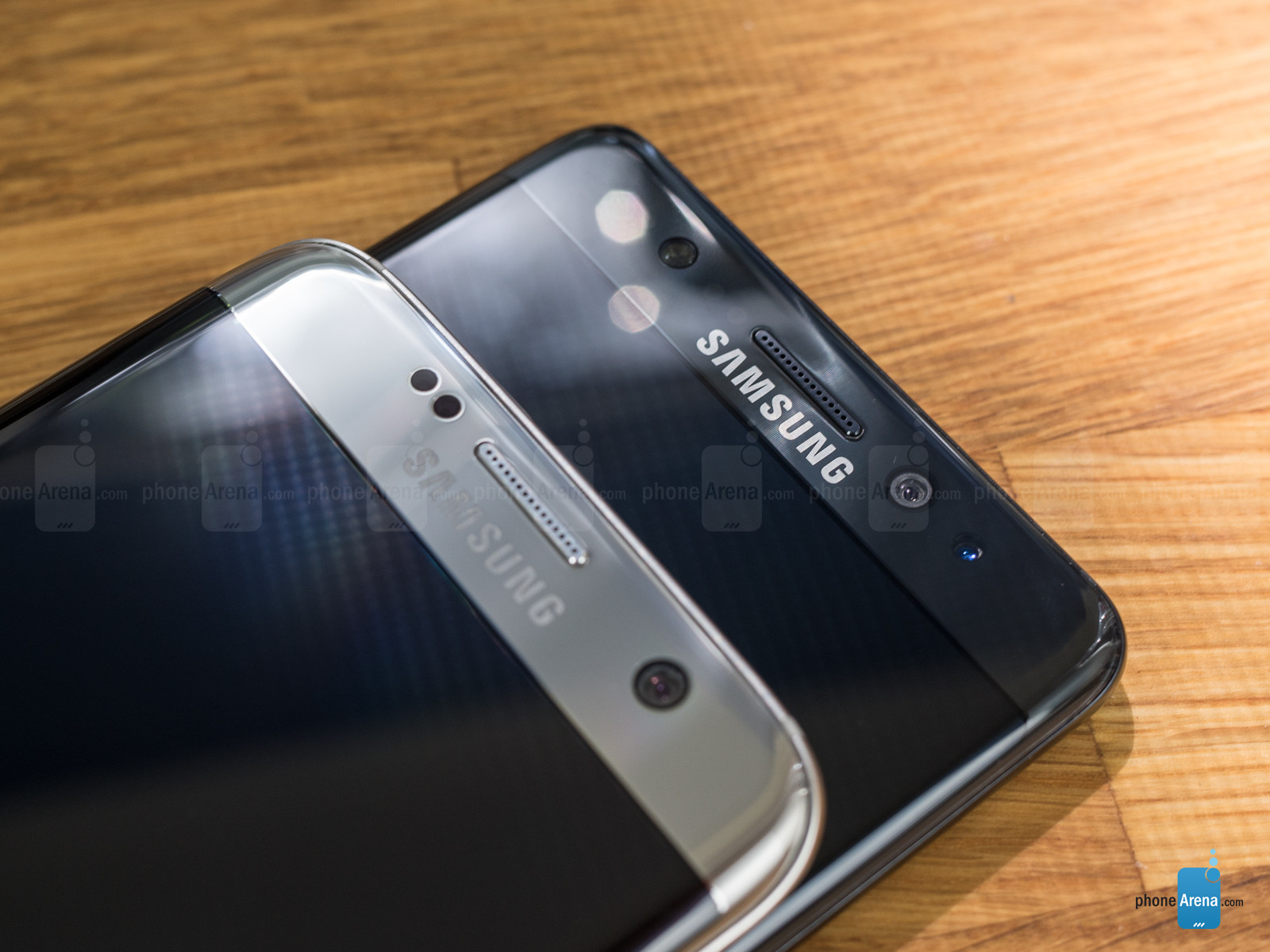Samsung Galaxy Note 7 vs Samsung Galaxy S7 Edge