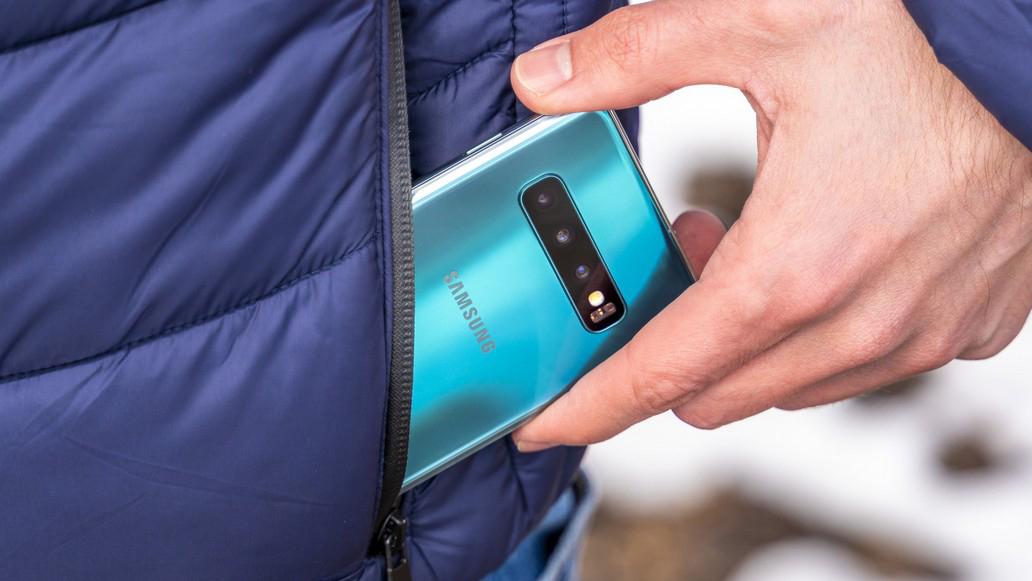Hiệu năng Samsung Galaxy S10