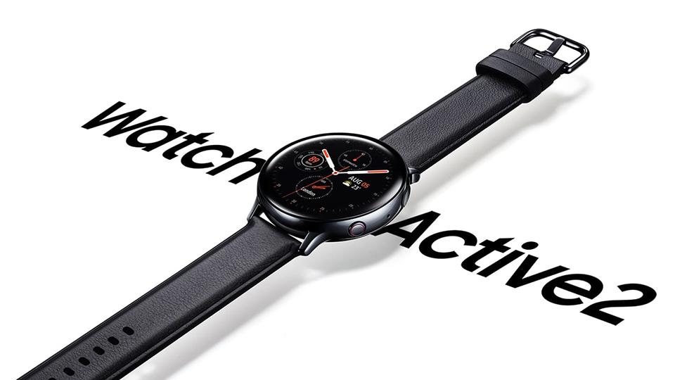 Samsung Galaxy Watch Active 2 Steel 44mm