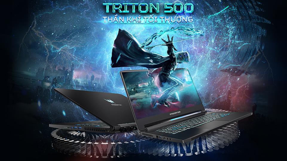 Acer Predator Triton 500 PT515-51-72GD