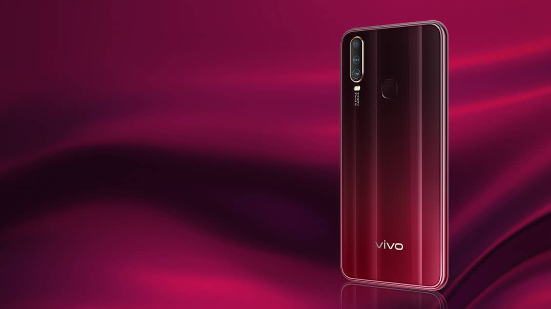 chơi game Vivo Y12