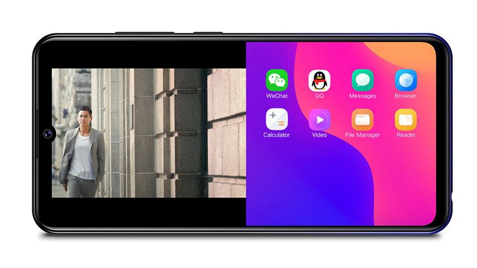 chia đôi màn hình Vivo Y93