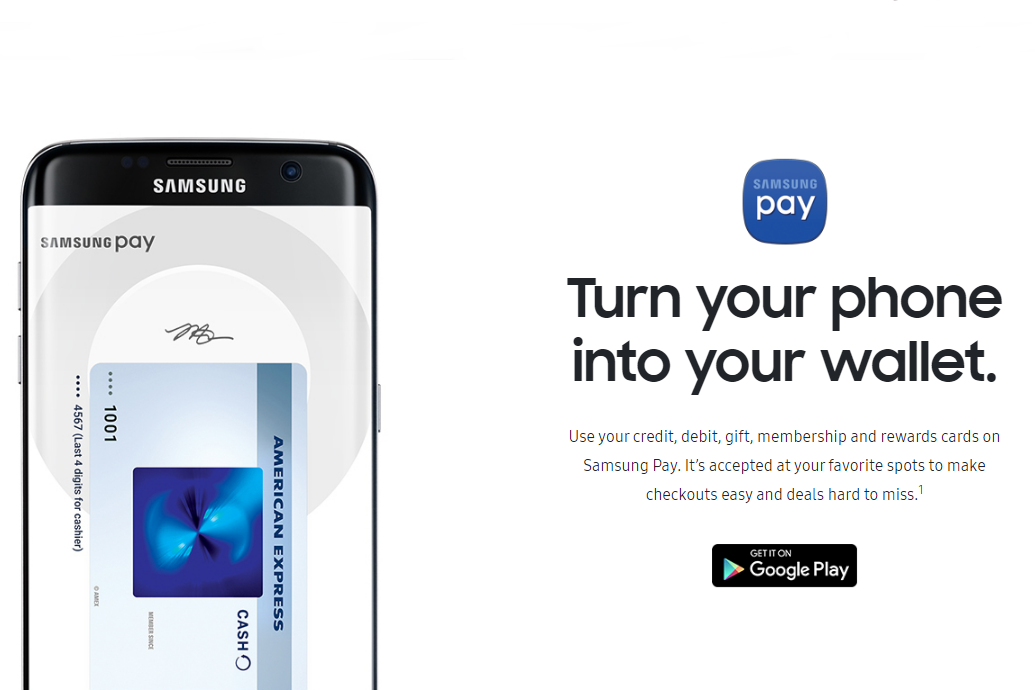 Hỗ trợ Samsung Pay