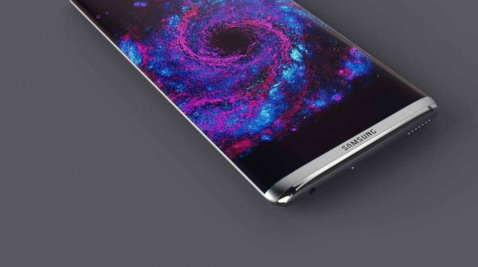 Samsung Galaxy S8 sẽ có màn hình UHD và camera kép
