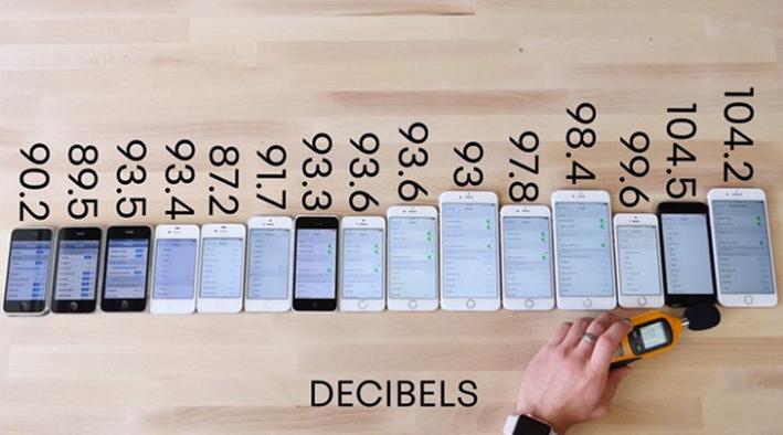 So sánh toàn diện 15 đời iPhone chỉ trong 1 video 6