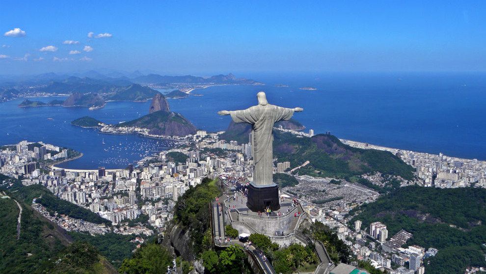 ĐẾN FPTSHOP MUA OPPO, THAM QUAN TƯỢNG CHÚA CỨU THẾ Ở RIO DE JANEIRO BRAZIL - 135501