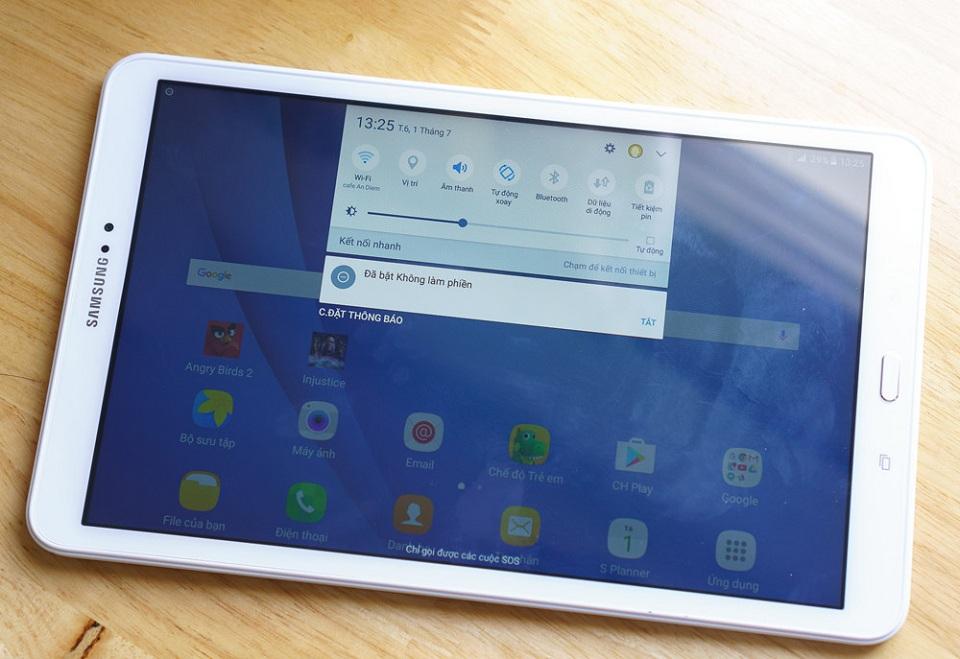 4 tính năng thú vị và hữu ích trên Samsung Galaxy Tab A 10.1 inch 2016