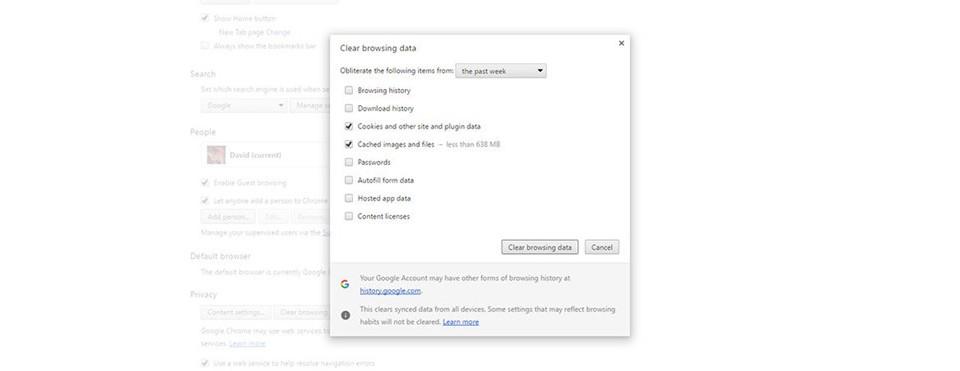 5 thủ thuật đơn giản giúp tăng tốc Google Chrome