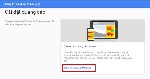 Hướng dẫn loại bỏ quảng cáo trên Google Chrome