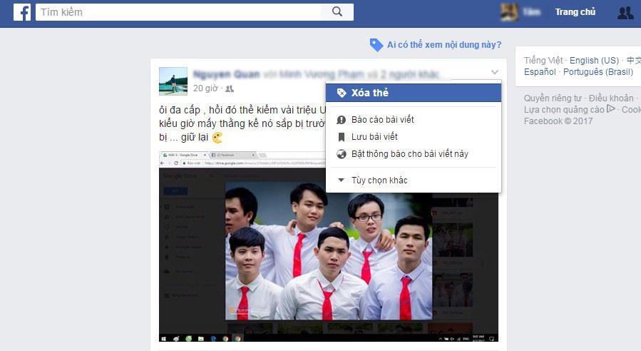 Những cách tránh bị làm phiền cực kì hữu ích trên Facebook