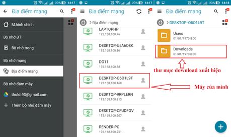Khai thác nhiều tiện ích của phần mềm Asus File Manager trên Zenfone 3 Max 5.5