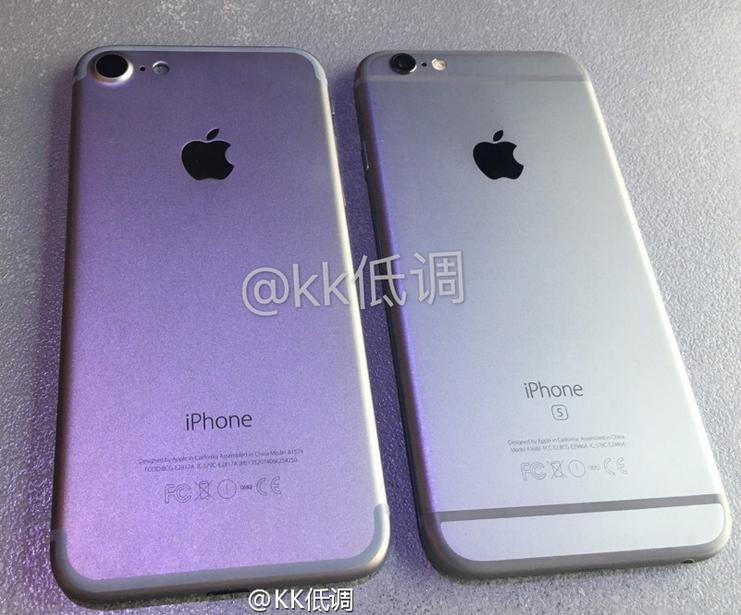 Video so sánh iPhone 7 và iPhone 6s, máy nào đẹp hơn?