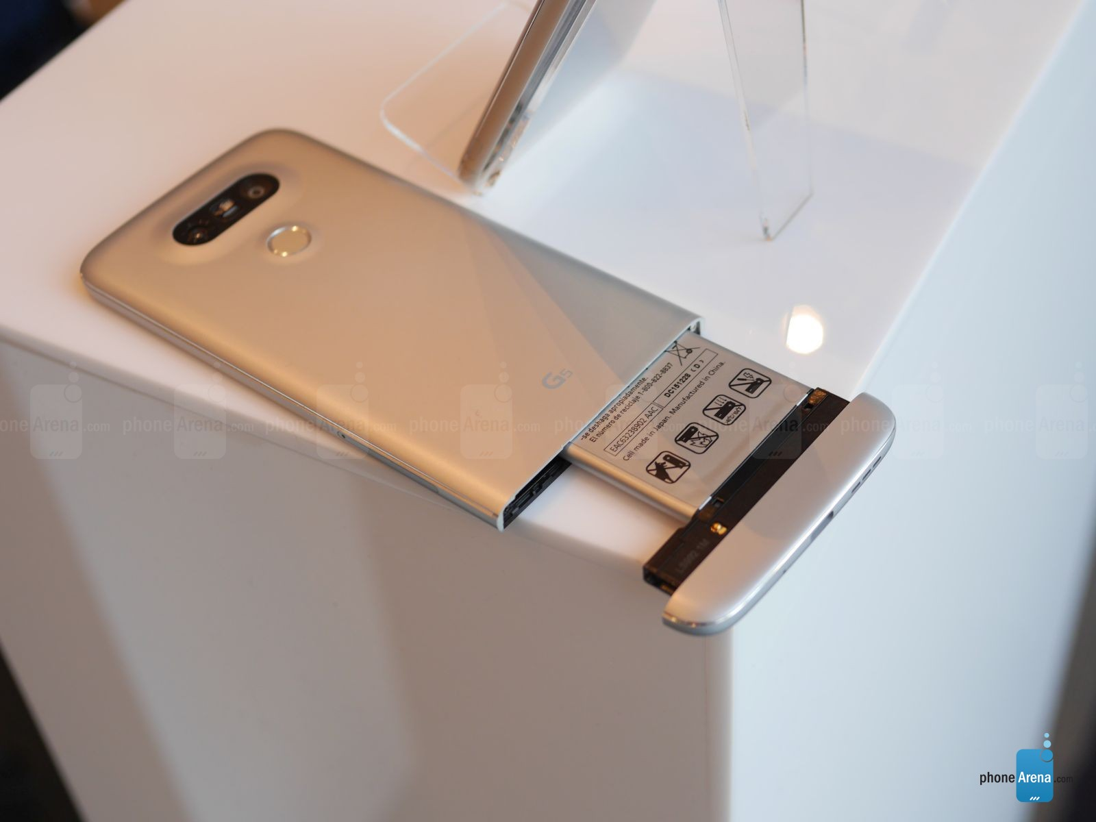 Liệu LG G5 có bị lỗi bootloop giống G4
