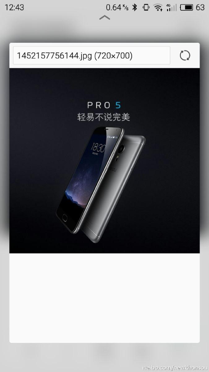 Meizu VP xác nhận có cảm biến 3D Touch trên chiếc Pro 6