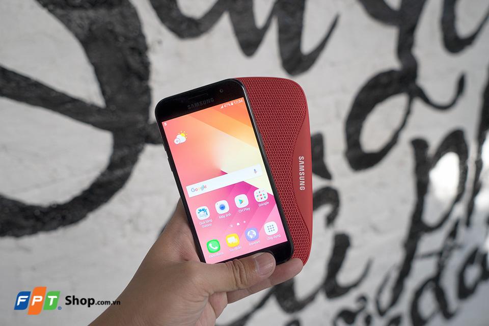Đánh giá loa Level Box Slim: Món quà tuyệt vời khi sở hữu Samsung Galaxy A3