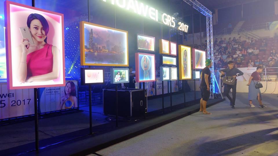 Ra mắt Huawei GR5 2017 tại Việt Nam: Camera kép độc đáo