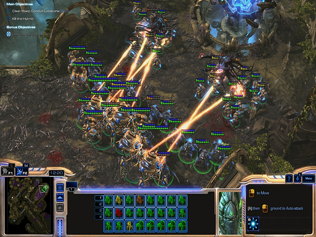 Game chiến thuật RTS kinh điển